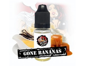 Gone Bananas Flavour Concentrate by Mutha Puffa
