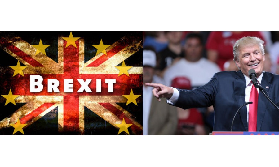 Are Brexit and Donald Trump Good for Vaping?