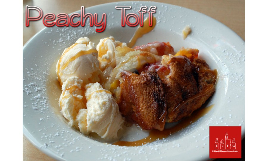 Peachy Toff DIY E Liquid Recipe