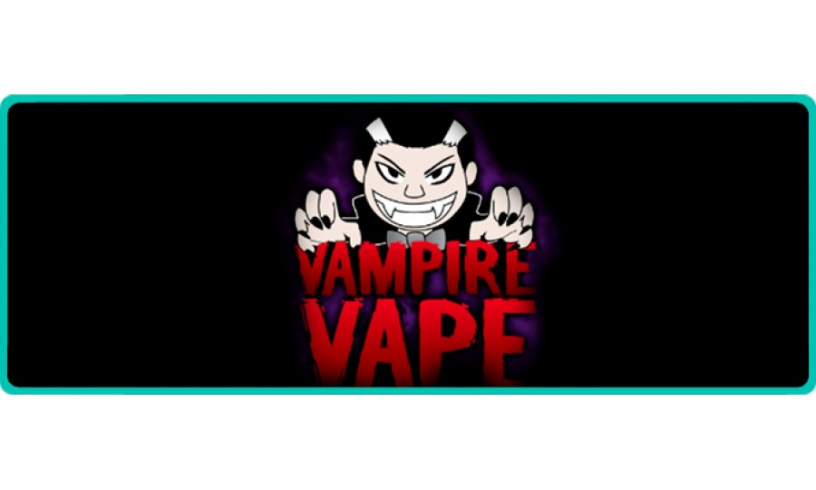 Introducing Some New Flavour Concentrates from Vampire Vape