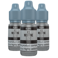 WHOLESALE Ice Nicotine Shots