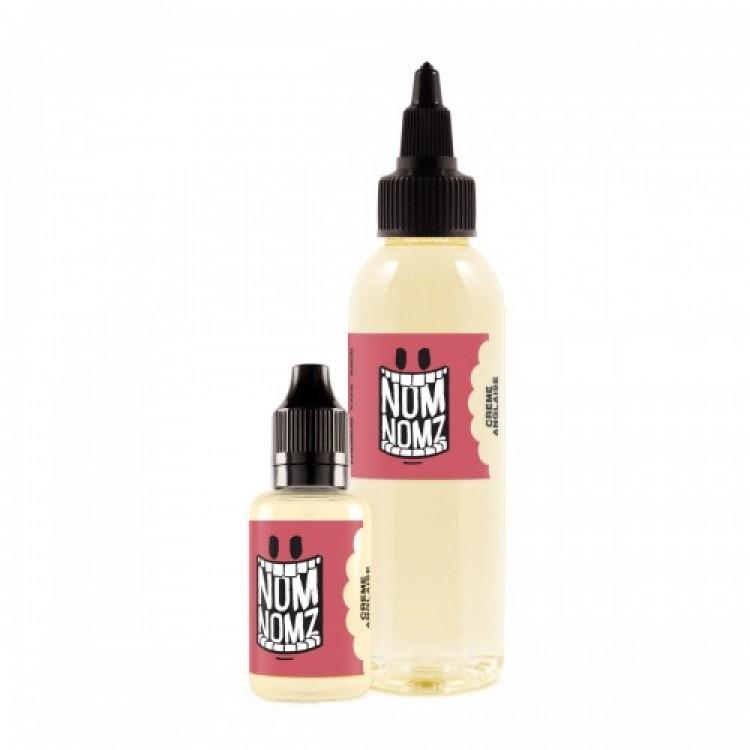 Creme anglaise flavour concentrate by nom nomz e liquid - Creme anglaise ...