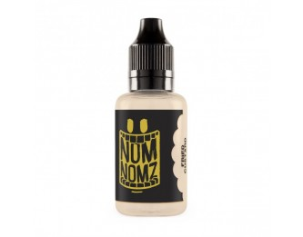 Fried Custard Flavour Concentrate by Nom Nomz E Liquid
