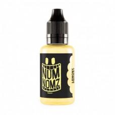Lemon Drizzle Flavour Concentrate by Nom Nomz E Liquid