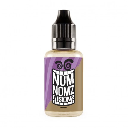 Nutter Bacco Fusions Flavour Concentrate by Nom Nomz E Liquid