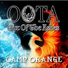 Camp Orange Flavour Concentrate by OOTA