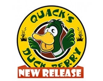 Duck Berry Flavour Concentrate by Quacks Juice Factory