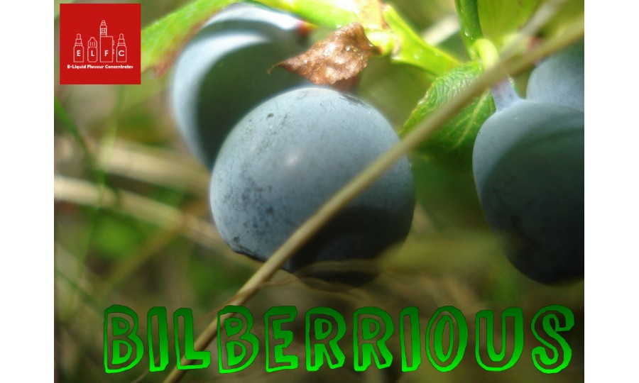 Bilberrious DIY E Liquid Recipe