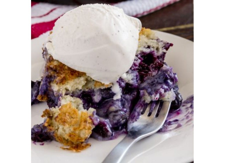 Blueberry Biscuit Cream DIY E Liquid Recipe