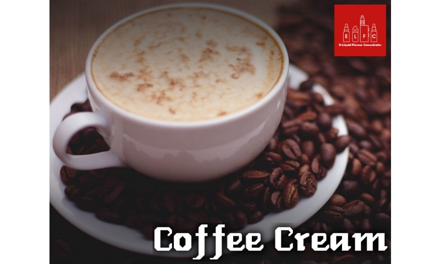 Coffee Cream DIY E Liquid Recipe