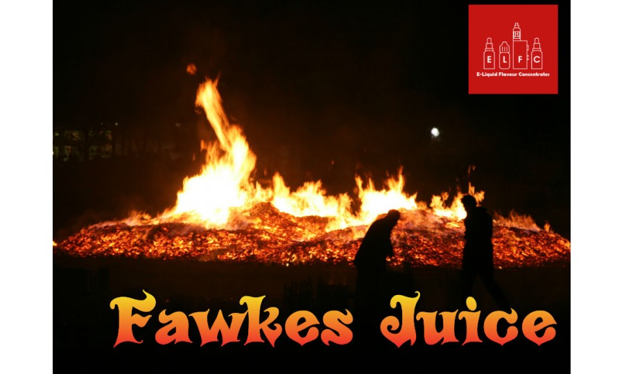 Fawkes Juice DIY E Liquid Recipe