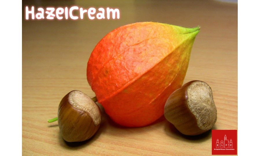 HazelCream DIY E Liquid Recipe