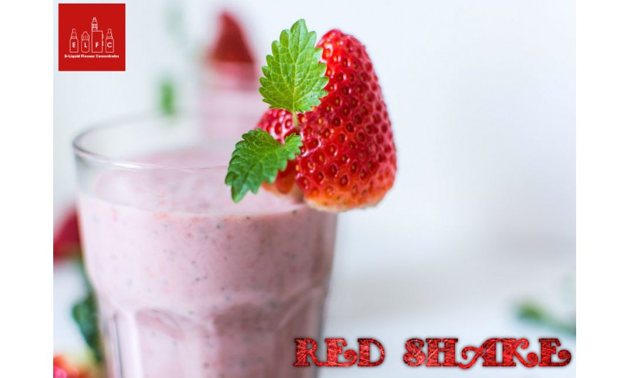 Red Shake DIY E Liquid Recipe