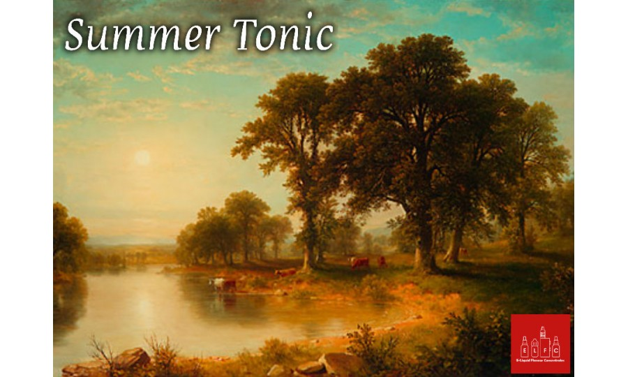 Summer Tonic DIY E Liquid Recipe