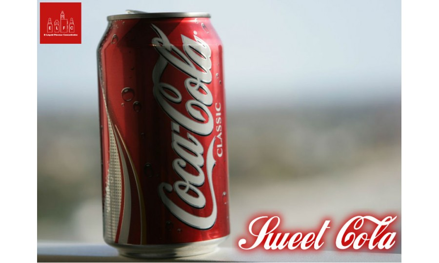 Sweet Cola DIY E Liquid Recipe
