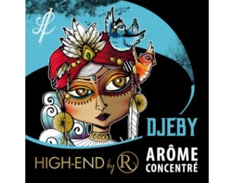 Djeby High-End Flavour Concentrate by Revolute DIY