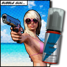 Bubble Gun Flavour Concentrate by T-Juice
