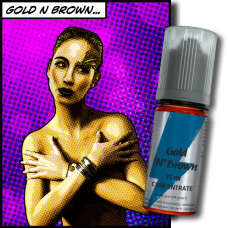 Gold n Brown Flavour Concentrate by T-Juice