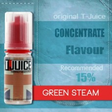 Green Steam Flavour Concentrate by T-Juice