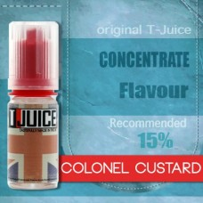 Colonel Custard Flavour Concentrate by T-Juice