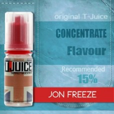 John Freeze Flavour Concentrate by T-Juice