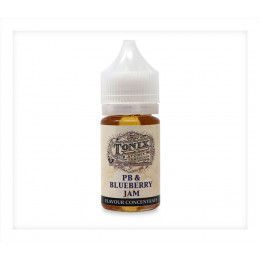 PB & Blueberry Jam Flavour Concentrate by Tonix