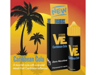 Caribbean Cola Flavour Concentrate by VE