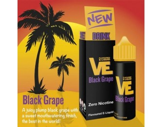 Black Grape Flavour Concentrate by VE