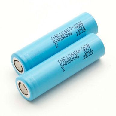 Samsung 25r Batteries