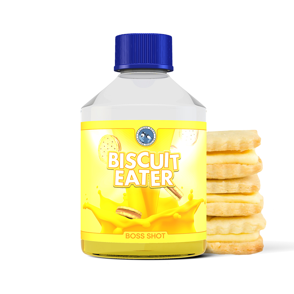 Biscuit Eater Boss Shot by Flavour Boss - 250ml