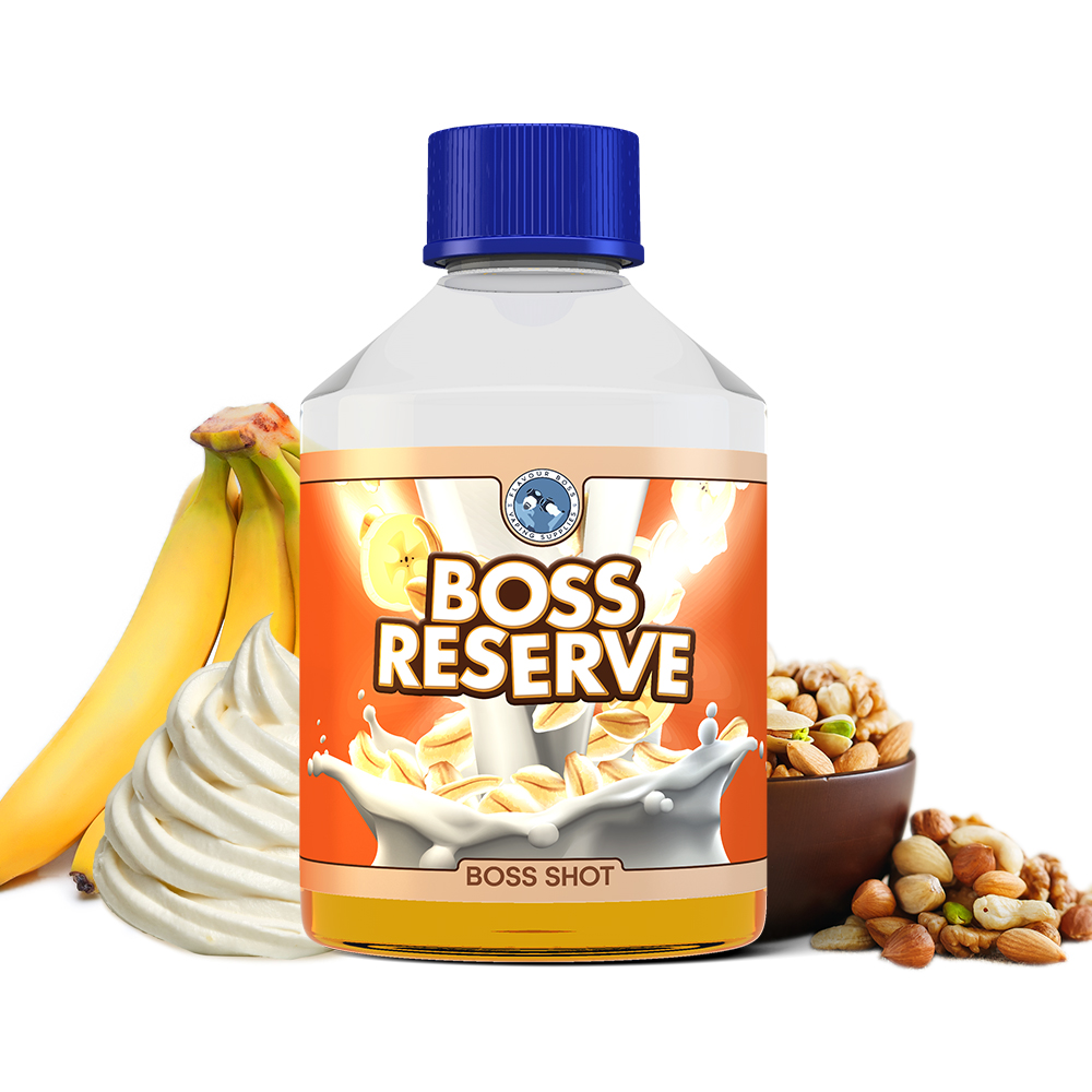 Boss Reserve Boss Shot by Flavour Boss - 250ml