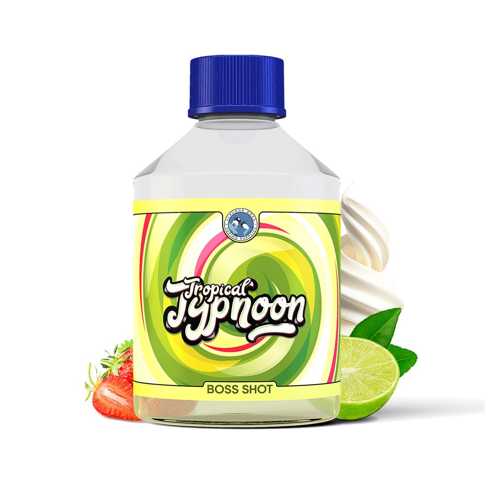 Tropical Typhoon Boss Shot by Flavour Boss - 250ml