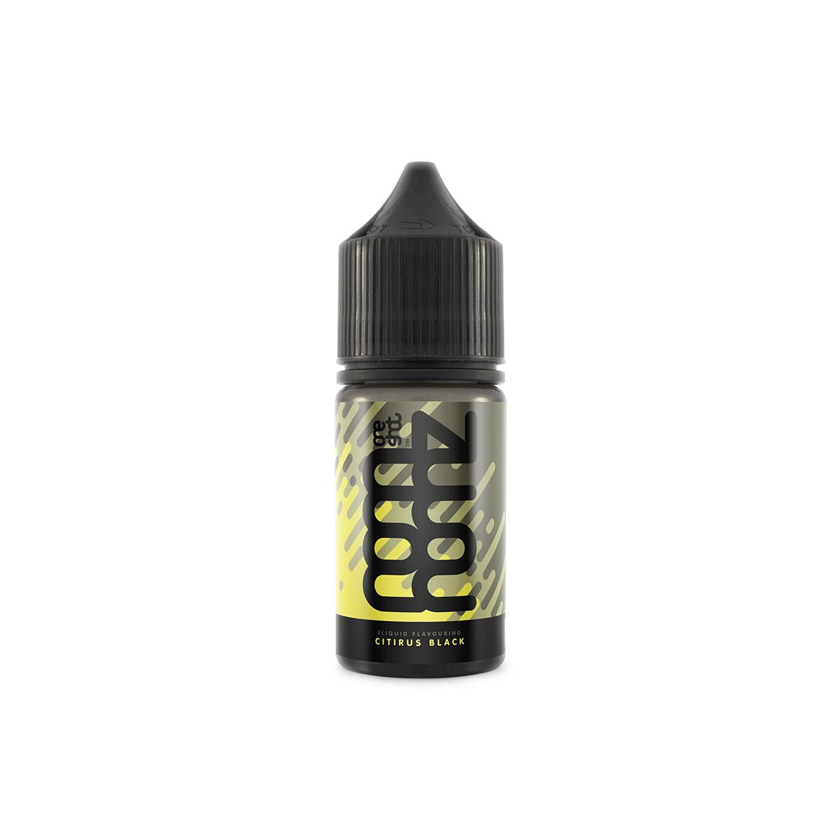 Citrus Black Flavour Concentrate by Nom Nomz E Liquid