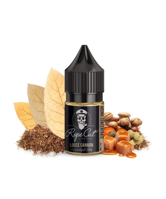 Loose Cannon Flavour Concentrate by Rope Cut