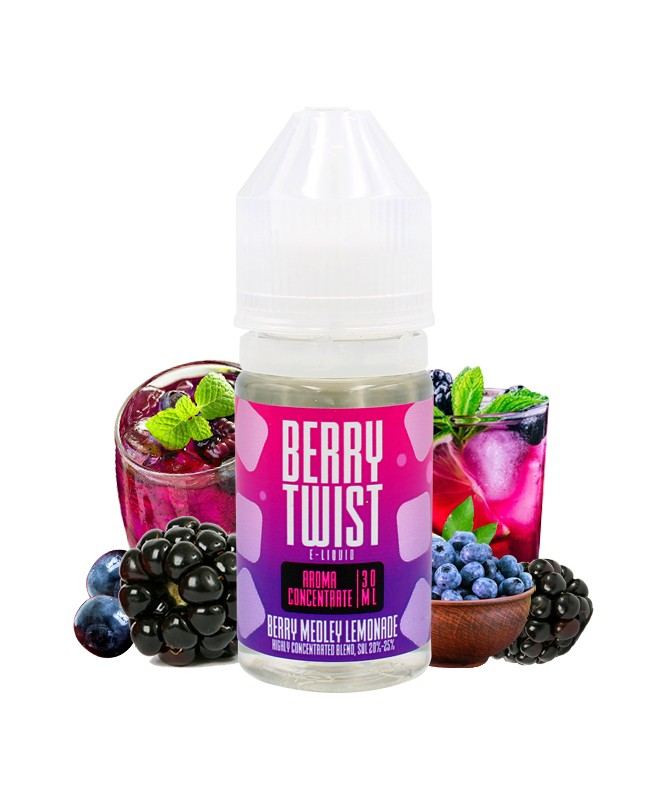 Berry Flavour Concentrate by Twist E-Liquid