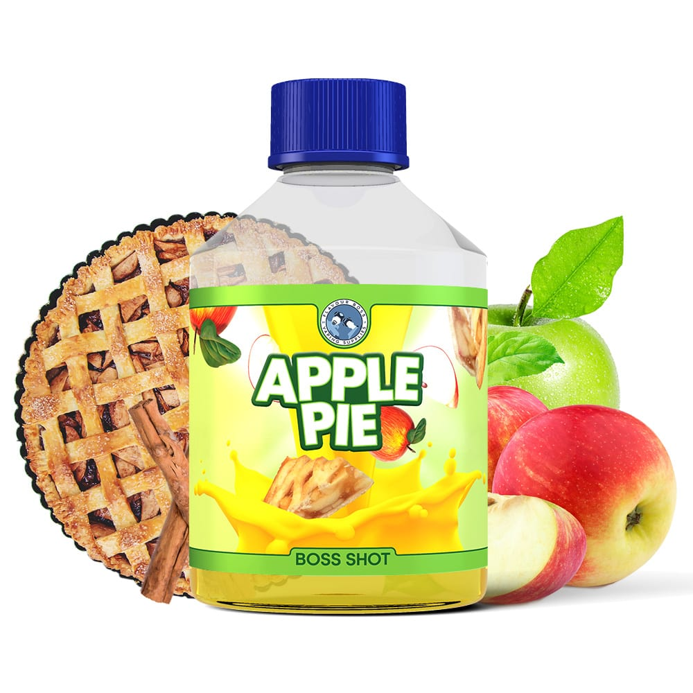 Apple Pie Boss Shot by Flavour Boss - 250ml