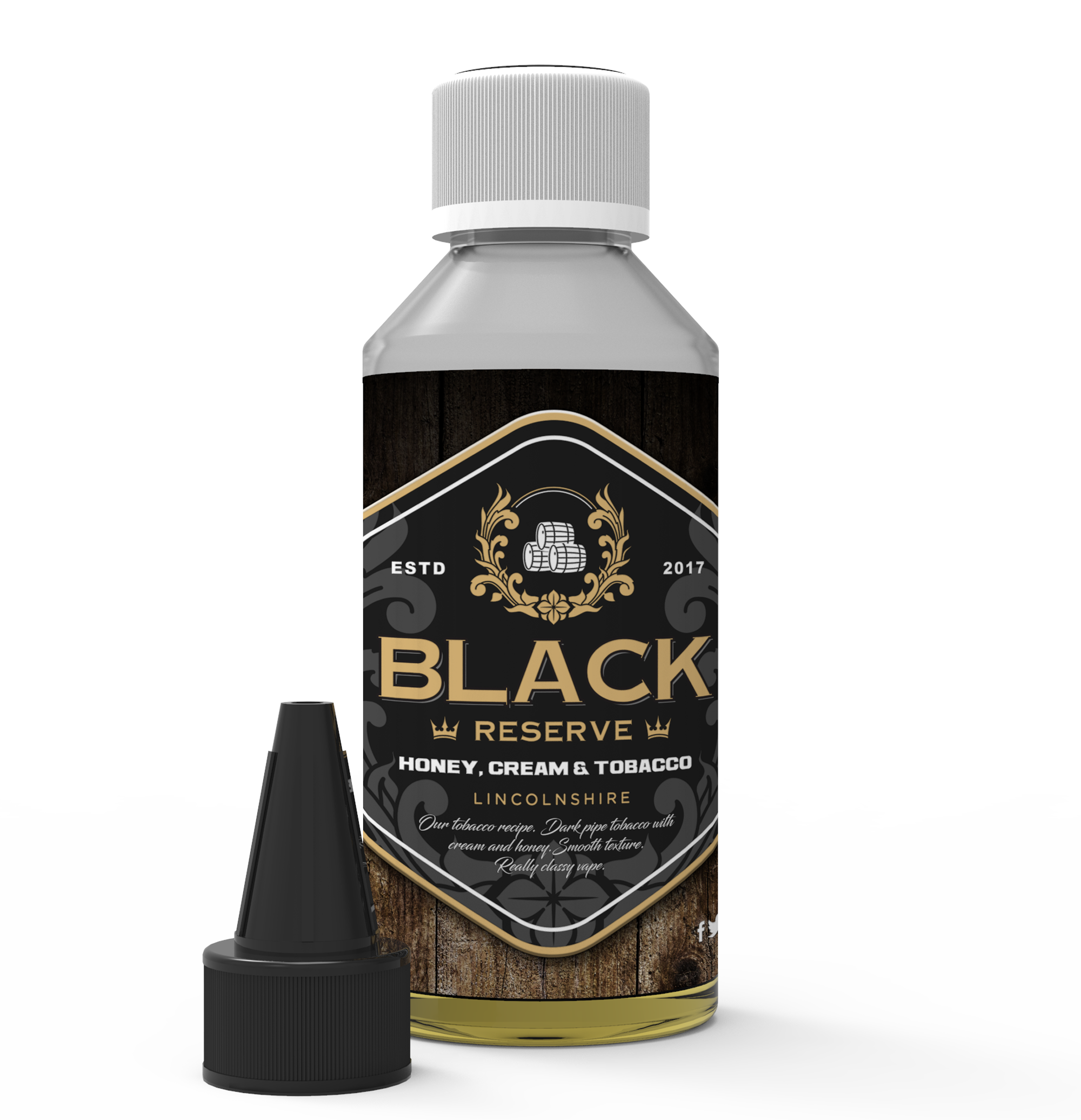 Black Reserve Brew Shot by Brews Bros -250ml
