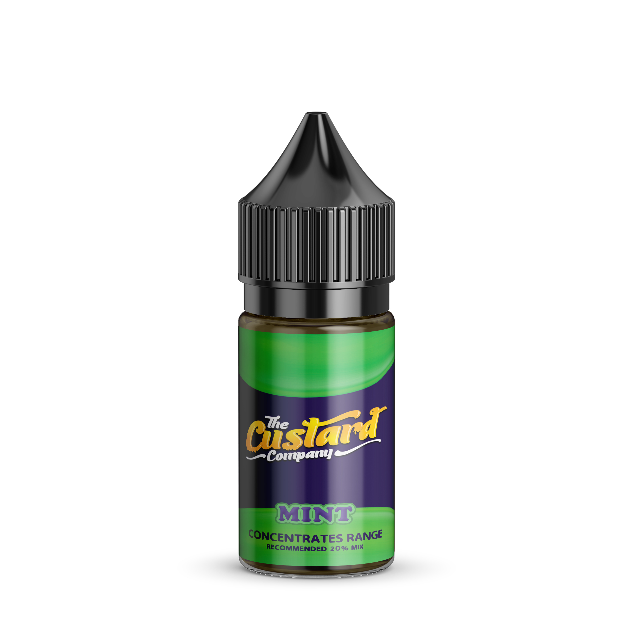 Mint Custard Flavour Concentrate by The Custard Company