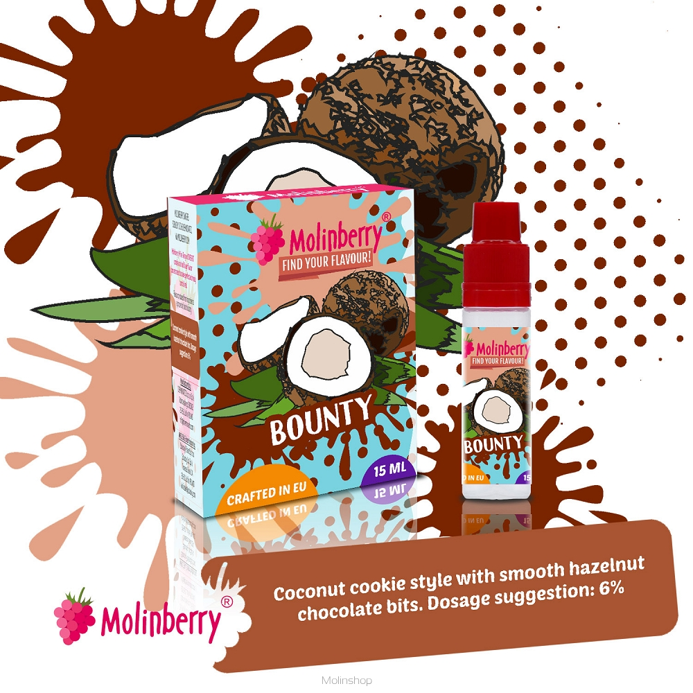 Molinberry M-Line Bounty Flavour Concentrate