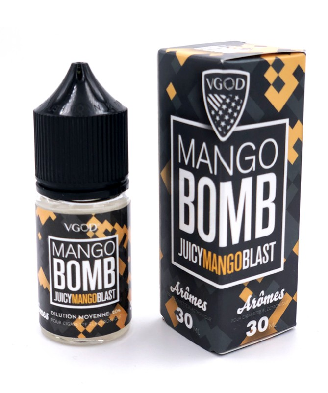 Mango Bomb Flavour Concentrate by VGOD