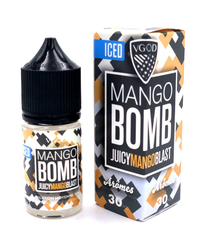 Mango Bomb Ice Flavour Concentrate by VGOD