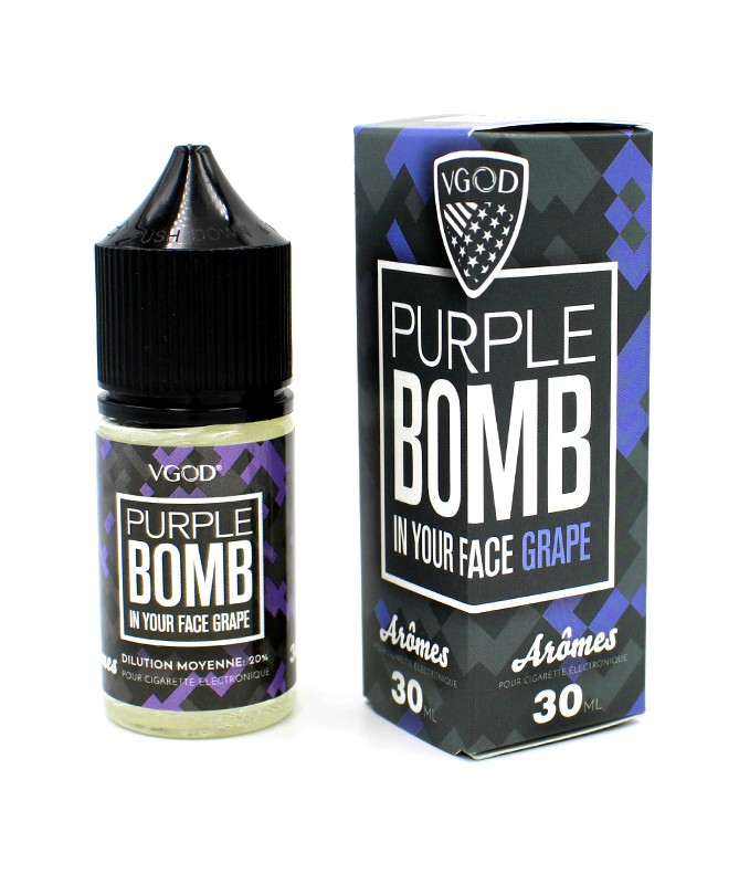 Purple Bomb Flavour Concentrate by VGOD