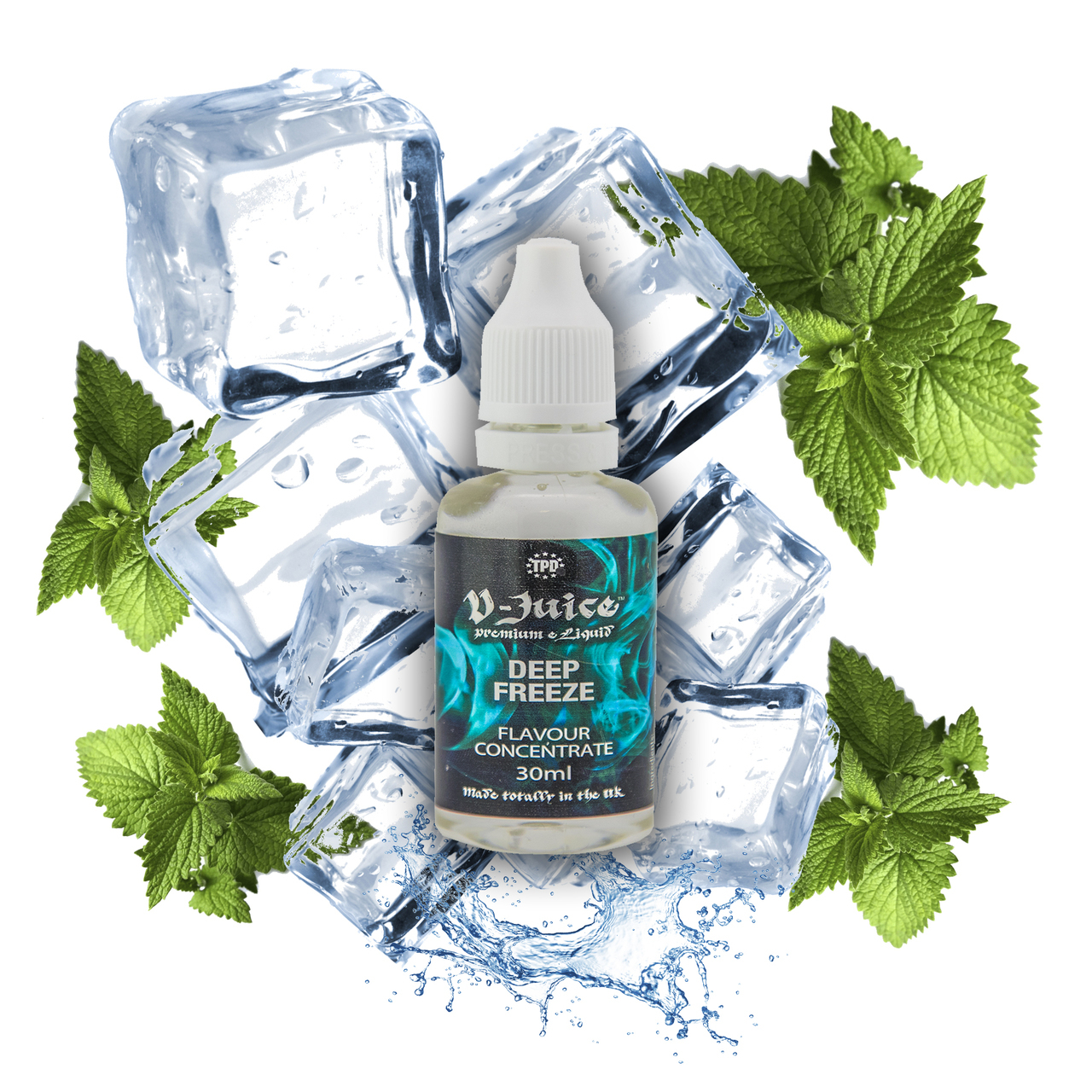 Deep Freeze Flavour Concentrate by V-Juice
