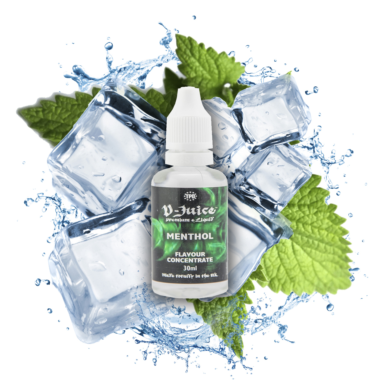 Menthol Flavour Concentrate by V-Juice