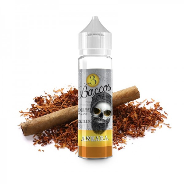 Ankata Flavour Concentrate by 3 Baccos