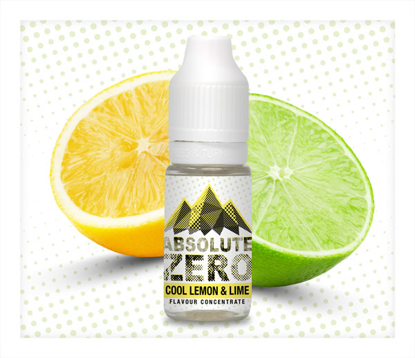 Cool Lemon & Lime Flavour Concentrate by Absolute Zero