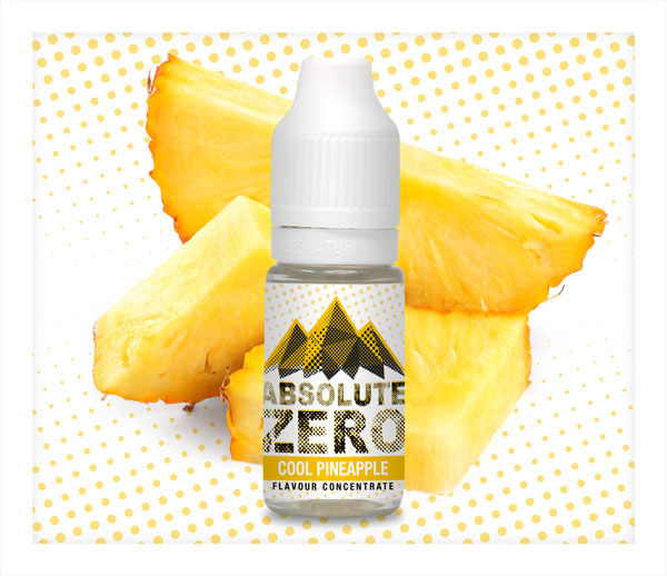 Cool Pineapple Flavour Concentrate by Absolute Zero