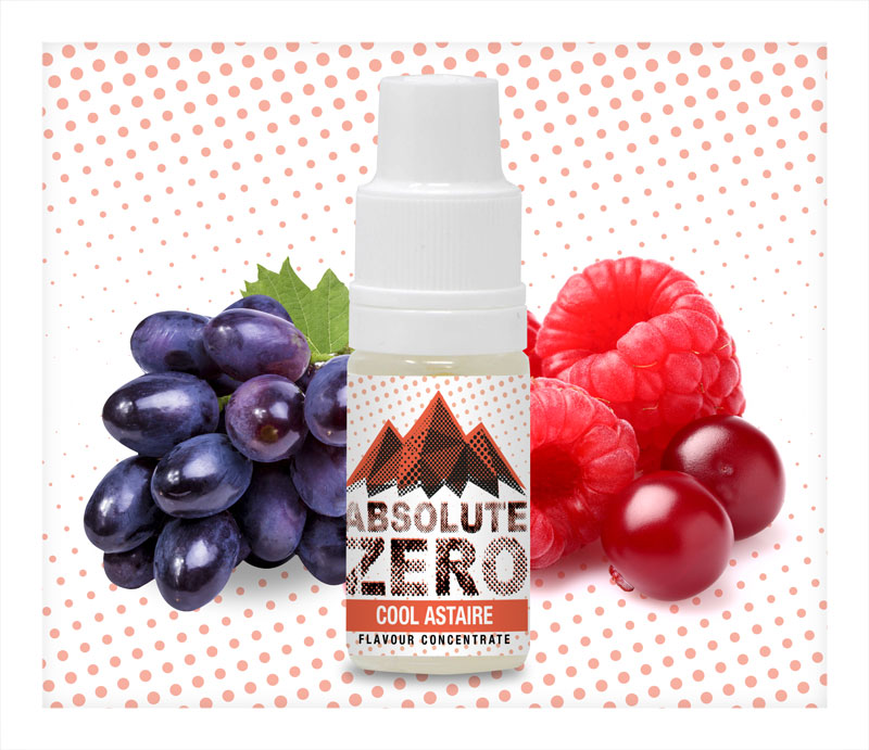 Cool Red Alert Flavour Concentrate by Absolute Zero
