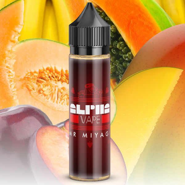 Mr Miyagi Flavour Concentrate by Alpha Vape