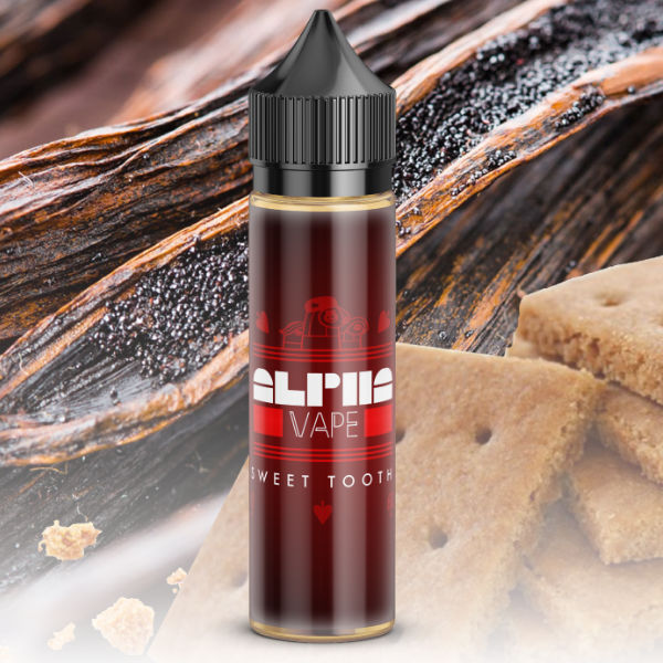 Sweet Tooth Flavour Concentrate by Alpha Vape